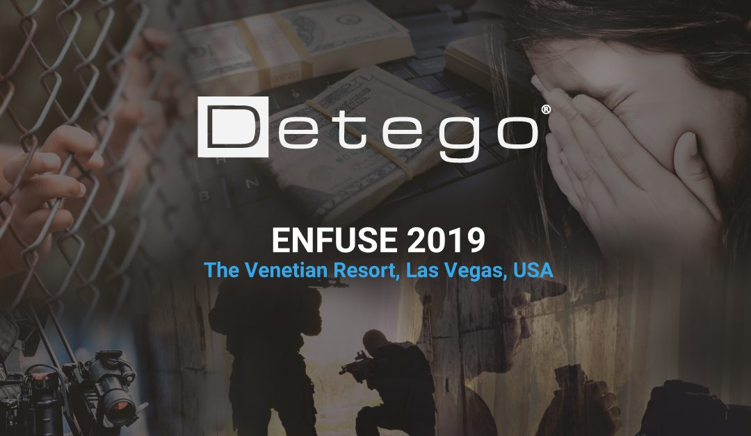 MCMS Showcases Detego at Enfuse 2019