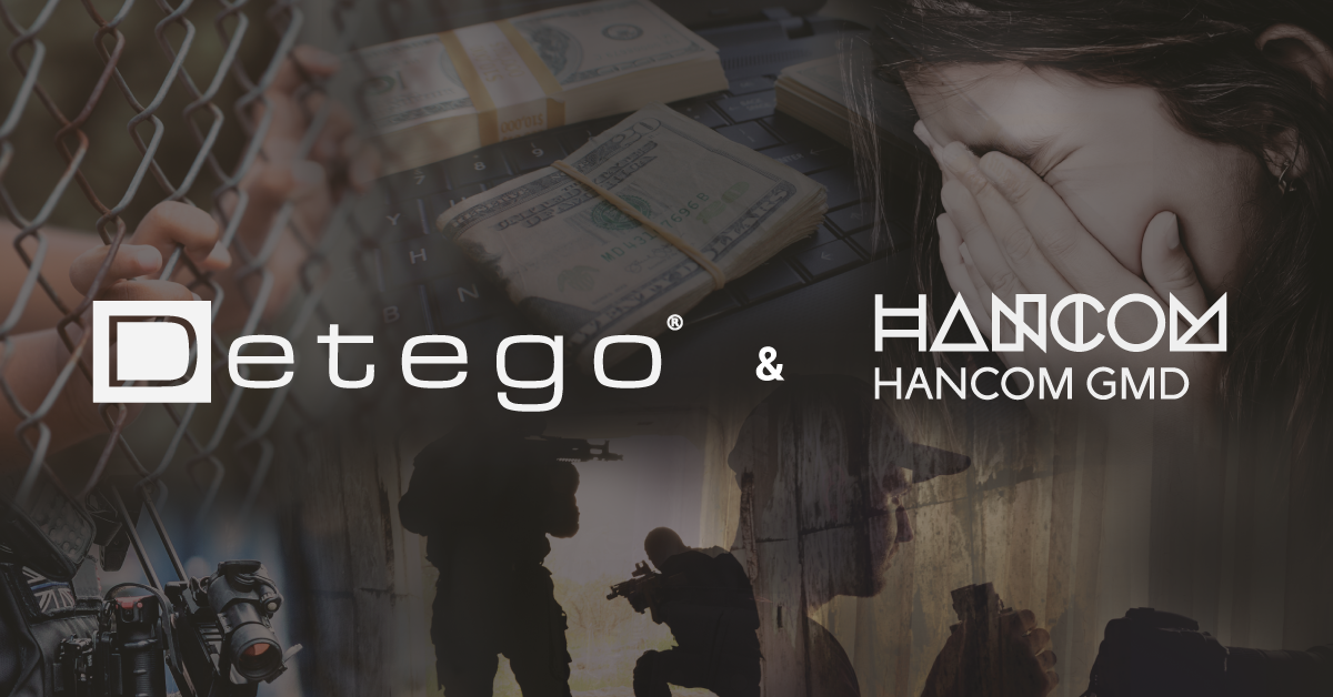 Detego & Hancom Join Forces for Mobile Device Extractions