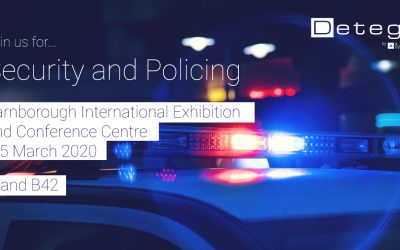 Security and Policing 2020