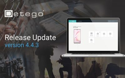 Detego v4.4.3: Download Our Latest Release Today