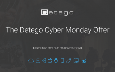 The Detego Cyber Monday Offer