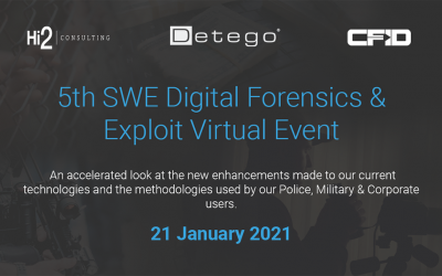 5th SWE Digital Forensics & Exploit Virtual Event